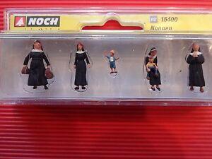 NOCH 15400 Nonnen H0 Figuren für Modellbahn Anlage etc.