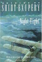 Night Flight by Antoine De Saint-Exupéry (1974, Paperback, Reprint)
