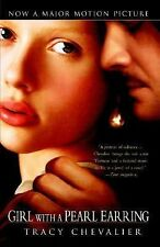 Girl with a Pearl Erring, Tracy Chevalier 2003 Paperback