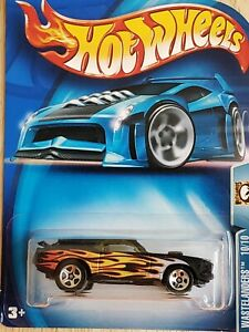 Hot Wheels 2003 Mustang Mach 1 #193 Black