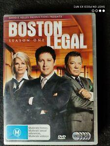 BOSTON LEGAL ----COMPLETE SEASON 1 ---