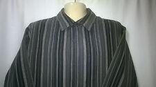 Mens Colorado Shirt, XL, Long Sleeves, Cotton, Stripes
