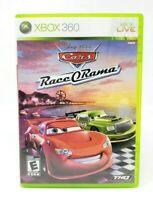 Cars Race-O-Rama Microsoft Xbox 360 X360 Game