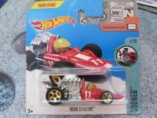 Artículos de automodelismo y aeromodelismo color principal rojo Ford de escala 1:64