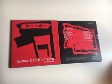 DEPECHE MODE 2 CD GLOBAL SPIRIT TOUR LIVE IN COLOGNE 15/01/2018