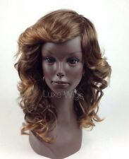 Luxe Wigs - Premium Quality Mannequin Store Display Wig - Farah #4/27Tl