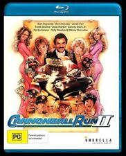 CANNONBALL RUN II 2 (Burt Reynolds)  -  Blu Ray - Sealed Region B