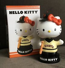 San Franiciso Giants Hello Kitty Bobblehead - 2019 SF Giants Hello Kitty Bobbleh