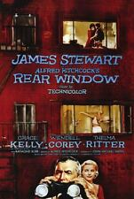Rear Window Single Sided Orig Movie Poster 27x40 Re-Released  Poster