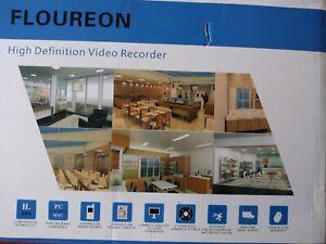 (MA5) Floureon High Definition Video Recorder 4 Cameras