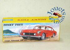 Boite neuve pour Dinky Toys  Ferrari 250GT N° 515