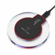 Qi Wireless Charger Universal Charging Pad for LG G4 G5 G6 Q6 V20 V30 iPhone8 US