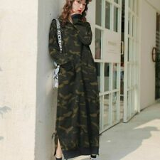 Hoodie Women For Outerwear 1pc Casual Long Sweatshirt Camouflage Pullover Hooded