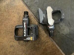 Look Keo Blade Carbon Fiber and Titanium Ti Pedals
