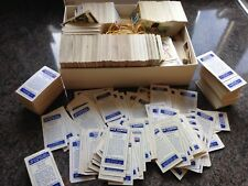 Brooke Bond  1000 loose cards Approx, in Mixed condition, + two Sets in Exc Con