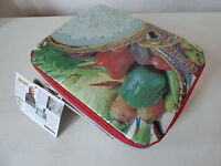 Rubbish Bags recycled rice sack cosmetic case, eco friendly