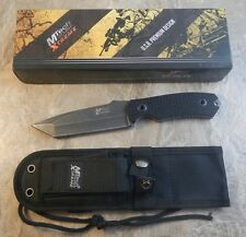 "MTech XTREME 9.5"" Fixed Blade Tactical Hunting Survival Knife G10 Handle NEW!"