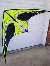 Prism Quantum Sport Kite - Surf City Special Edition - Black Lime