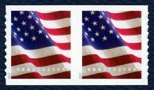 #5159 U.S. Flag, Coil Pair, Mint **ANY 4=FREE SHIPPING**