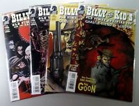 Dark Horse BILLY THE KID'S OLD TIME ODDITIES #1-2 LOT of 4 Eric Powell GOON VFNM