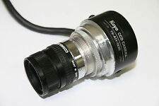 Koyo YS-A11-1630 CCD Camera Cosmicar Pentax 16mm 1:1.4 TV Lens