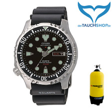 Citizen Promaster TaucherUhr ArmbandUhr NY0040-09EE 20bar 200m schwarz Automatik