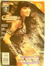 Xena Warrior Princess The Orpheus Trilogy No 3 Photo Cover Lucy Lawless Comic