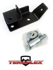TeraFlex TJ Rear Track Bar Axle Bracket Kit fits 1997-2006 Jeep Wrangler TJ / LJ