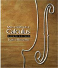 Multivariable Calculus by James Stewart (1999, Hard