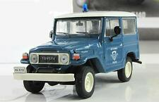DeAgostini 1:43 Toyota Land Cruiser police Greece ser Police cars of the world