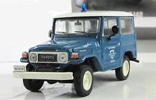 DeAgostini 1:43 Toyota Land Cruiser police Greece ser Police cars of the world
