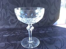 "WATERFORD - '' CURRAGHMORE""... CHAMPAGNE / SHERBET .. 24 AVAILABLE ..."
