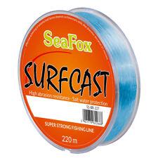 SeaFox Surfcast Robinson 220m Monofil Surf Schnur für die Brandung Meeresschnur