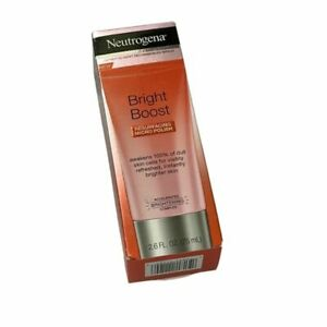 (2 Pack) Neutrogena Resurfacing Micro Polish 2.6 Oz Each Bright Boost