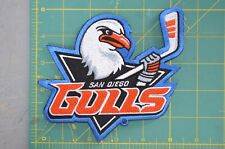 CHOICE of: San Diego Gulls ECHL Throwback Minor League Hockey Jersey Patch