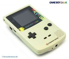Nintendo GameBoy Color - Konsole #Gold & Silber Pokemon Center Edition