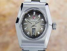 Rado Shangrila Ladies Swiss Made Automatic Vintage Collectible Watch c1960s Nr69