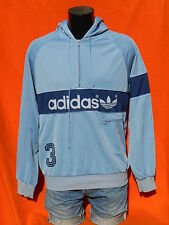 ADIDAS Chaqueta Veste Jacket Sweater #3 Hood Vintage 70s Made in West Germany