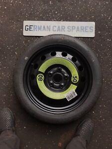2013 VW GOLF MK7 A3 8V 1.4 TSI CMBA SPACE SAVER SPARE WHEEL BREAKING 5Q0601027AR