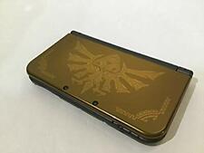 Nintendo 3DS Ll Zelda Hailar Edición Importado de Japón Versión Usado