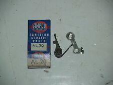 NOS Ampco Contact Point Set AL20 -Chrysler DeSoto Dodge Plymouth 1951-1955