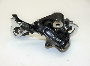 ~ Nice Used Shimano Deore LX RD-M565 8 Speed Long Cage Rear Derailleur ~