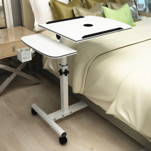 Table Stand Bed Laptop Desk Table Portable Foldable Notebook Tray Computer Desk