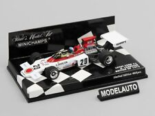 Minichamps 1:43  LOTUS FORD 72D   DAVE CHARLTON   BRITISH GP 1972 L.E. 468 pcs.