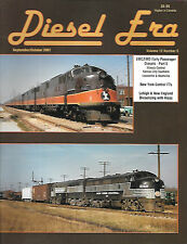 Diesel Era V12 N5 NYC New York Central F7 Passenger KCS L&N Lehigh New England