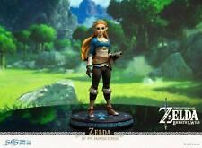The Legend of Zelda Breath of the Wild PVC Statue Zelda 25 cm First Figures