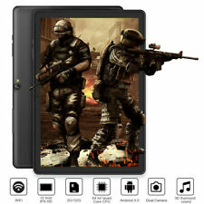 10.1'' Inch Google Gaming Tablet PC Android 9.0 Quad Core Dual Camera Wifi 32GB