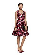 Kate Spade Falling Florals V-Neck Dress.
