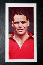 Liverpool  Scotland   Liddell    1950's Vintage Footballer Card #  EXC
