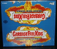 2012 TOPPS GARBAGE PAIL KIDS BNS 1 SEALED HOBBY BOX 24PKS SKETCH PLATE GOLD ADAM